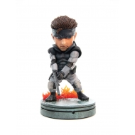 Metal Gear Solid - Statuette SD Solid Snake 20 cm