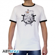 ONE PIECE - Tshirt Thousand Sunny homme MC white - fashion