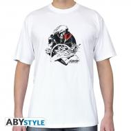 ALBATOR - Tshirt Albator Atlantis homme MC white - basic