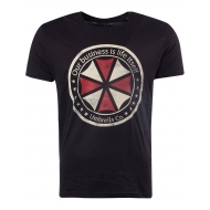 Resident Evil - T-Shirt Logo Umbrella