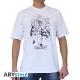 DRAGON BALL - Tshirt DBZ/Groupe homme MC white - basic