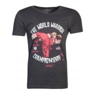 Street Fighter - T-Shirt World Warrior