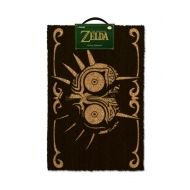 The Legend of Zelda - Paillasson Majora's Mask Black 40 x 60 cm