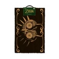 The Legend of Zelda - Paillasson Majora's Mask Black 40 x 60 cm