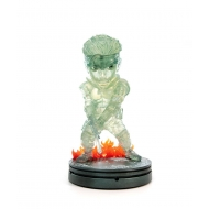 Metal Gear Solid - Statuette SD Solid Snake Stealth Camouflage Ver. 20 cm