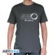 LORD OF THE RING - Tshirt Anneau homme MC dark grey - basic