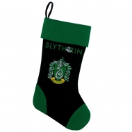 Harry Potter - Chaussette de Noël Slytherin 45 cm