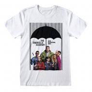 Umbrella Academy - T-Shirt Poster
