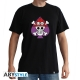 ONE PIECE - Tshirt Ace spade homme MC black - basic