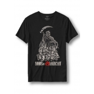 Sons of Anarchy - T-Shirt Skull Reaper
