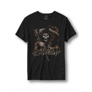Sons of Anarchy - T-Shirt Samcro Reaper
