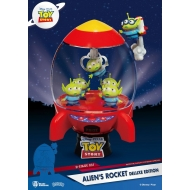 Toy Story - Diorama D-Stage Alien's Rocket Deluxe Edition 15 cm