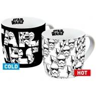 Star Wars IX - Mug effet thermique Stormtrooper