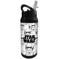 Star Wars IX - Bouteille métal Stormtroopers