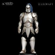 Warcraft - Statuette 1/6 armure de Foot Soldier 33 cm