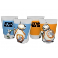 Star Wars IX - Pack 4 gobelets Star Wars IX