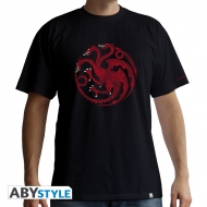 GAME OF THRONES - T-Shirt Targaryen homme MC black