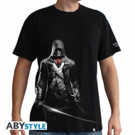 ASSASSIN'S CREED - Tshirt AC5 - Arno homme MC black - basic