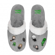 Harry Potter - Chaussons Kawaii Dark Arts (S/M)