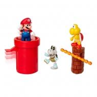 World of Nintendo - Diorama Super Mario du Donjon