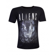Alien - T-Shirt Say Cheese Graphic