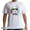 STAR WARS - T-Shirt Trooper graphique homme MC white