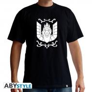 SAINT SEIYA - Tshirt Pegasus homme MC black