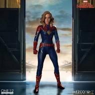 Captain Marvel - Figurine 1/12 Captain Marvel 16 cm