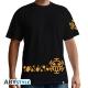 ONE PIECE - Tshirt Trafalgar New World homme MC black
