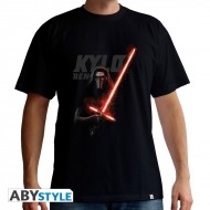 STAR WARS - T-Shirt Kylo Ren homme MC black