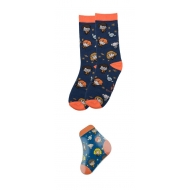Harry Potter - Chaussettes magiques Single Pack Starry Night Kawaii