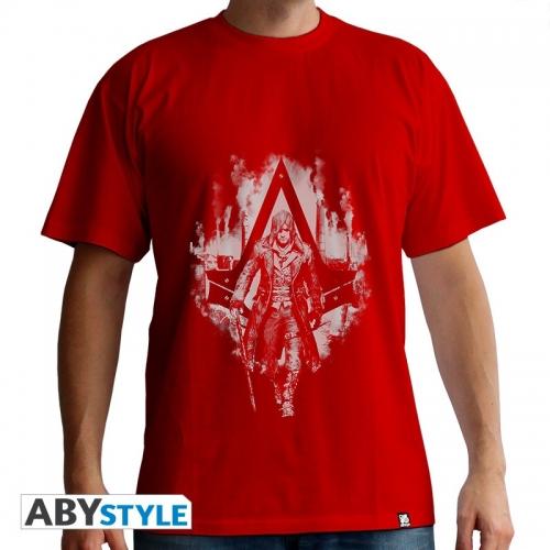 ASSASSIN'S CREED - Tshirt artwork Jacob homme MC red - basic