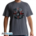 ASSASSIN'S CREED - Tshirt Jacob Union... homme MC dark grey - basic