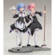 Re:Zero Starting Life in Another World - Statuette 1/7 Ram 23 cm