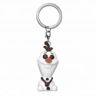La Reine des neiges 2 - Porte-clés Pocket POP! Olaf 4 cm
