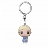 La Reine des neiges 2 - Porte-clés Pocket POP! Elsa 4 cm