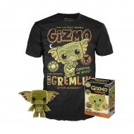 Gremlins - Set figurine et T-Shirt POP! & Tee Gizmo heo Exclusive