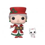 Funko Christmas Village - Figurine POP! Mrs. Claus 9 cm