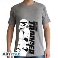 STAR WARS - T-Shirt Trooper Episode 7 homme MC sport grey