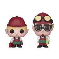 Funko Christmas Village - Pack 2 Figurines POP! Randy & Rob 9 cm