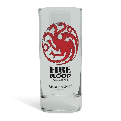 GAME OF THRONES - Verre Targaryen