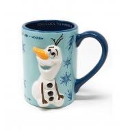 La Reine des neiges 2 - Mug Shaped 3D Olaf Snowflakes