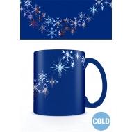 La Reine des neiges 2 - Mug effet thermique Snowflakes