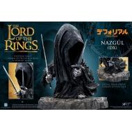 Le Seigneur des Anneaux - Figurine Defo-Real Series Nazgul Deluxe Version 15 cm