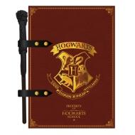 Harry Potter - Cahier A5 avec stylo Hogwarts