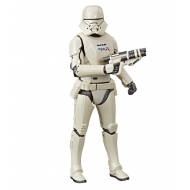 Star Wars Episode IX Black Series - Figurine Carbonized First Order Jet Trooper 15 cm