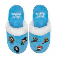 Harry Potter - Chaussons enfant Hogwarts Kawaii (M/L)