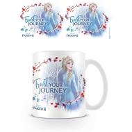La Reine des neiges 2 - Mug Trust your Journey