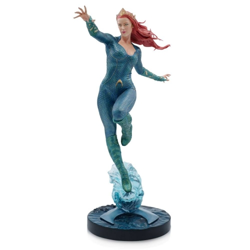 Aquaman - Statuette Mera 30 cm