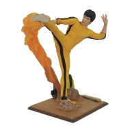 Bruce Lee - Statuette Gallery Kicking 25 cm